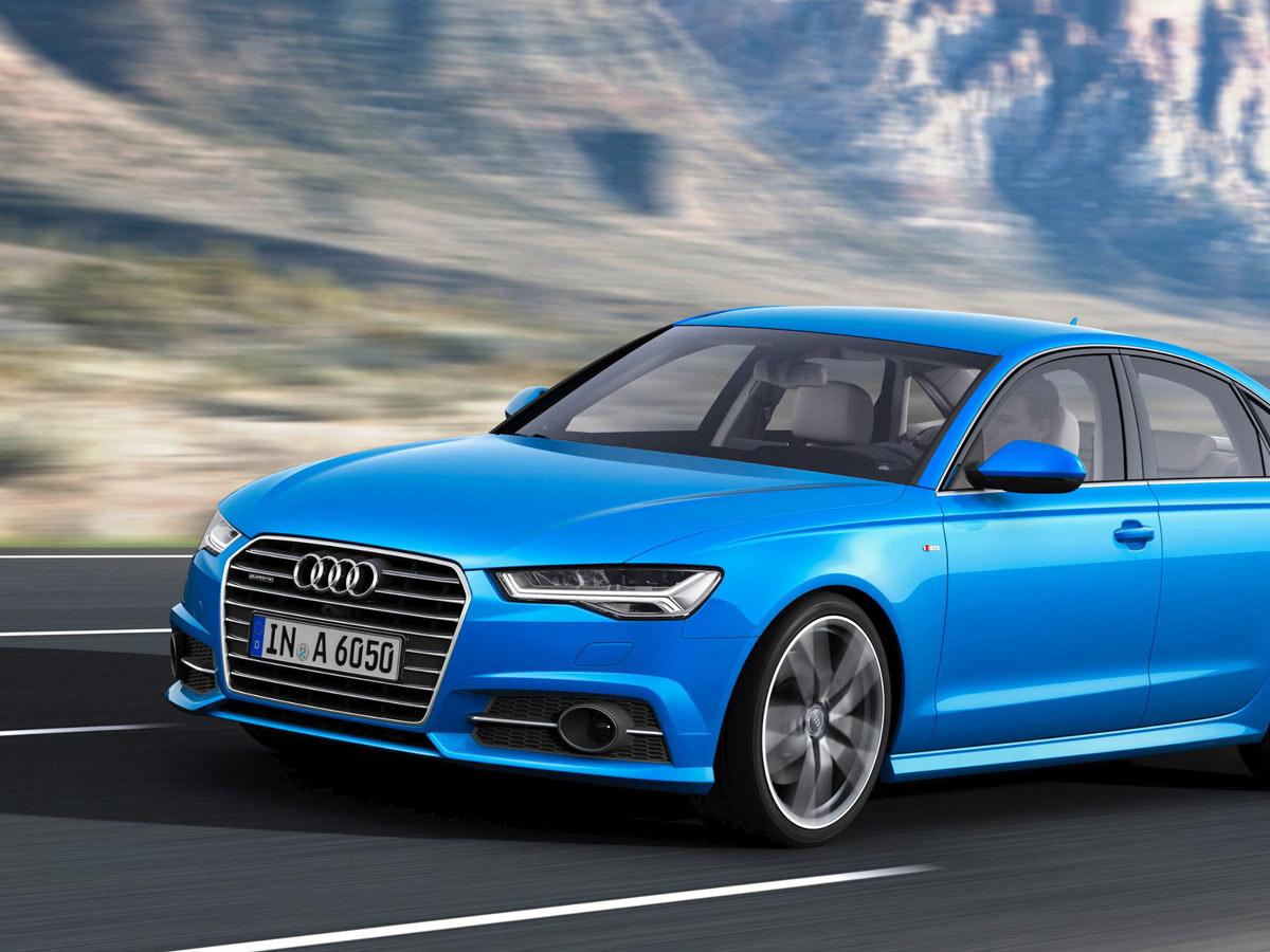 Audi A5 1ª serie